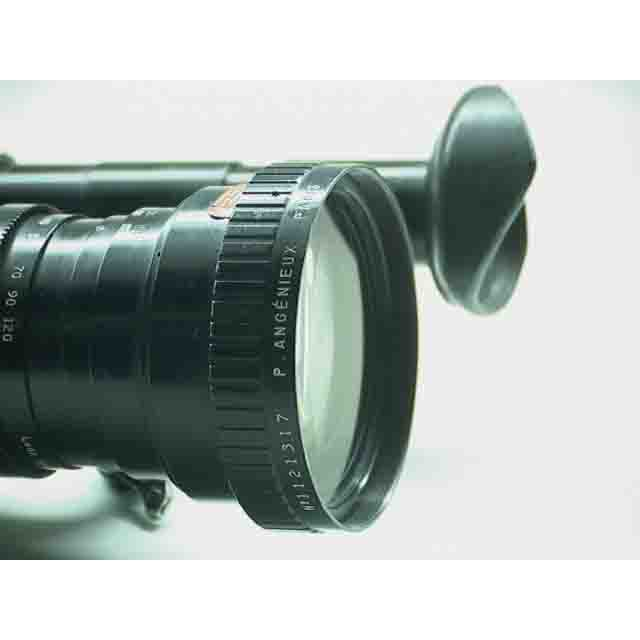 Angenieux 10-120 mm zoom lens - Image #1