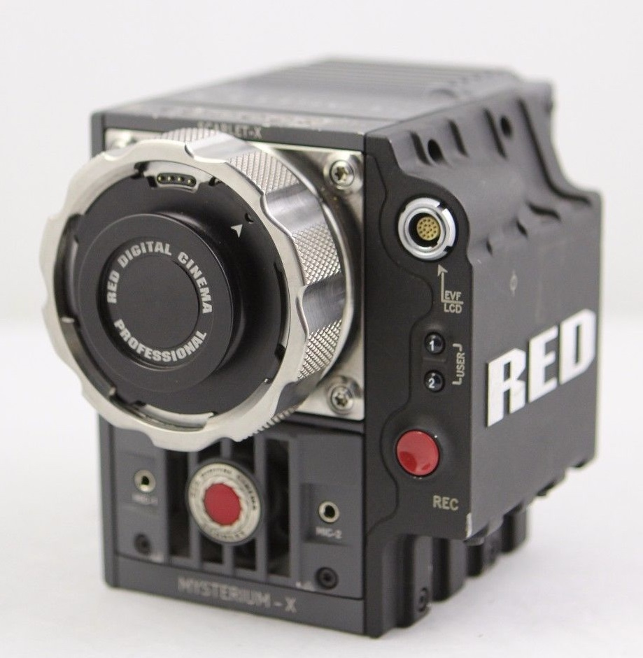 RED Scarlet Mysterium-X - Image #1