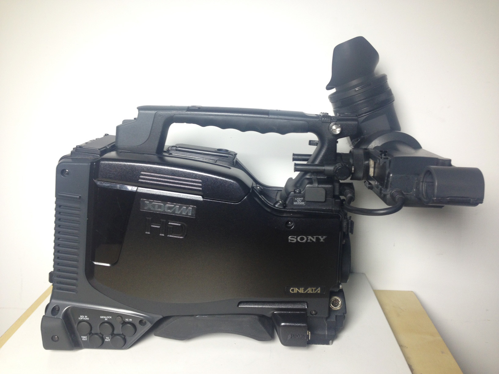 SONY PDW-F800 + HDVF-20A - Image #1
