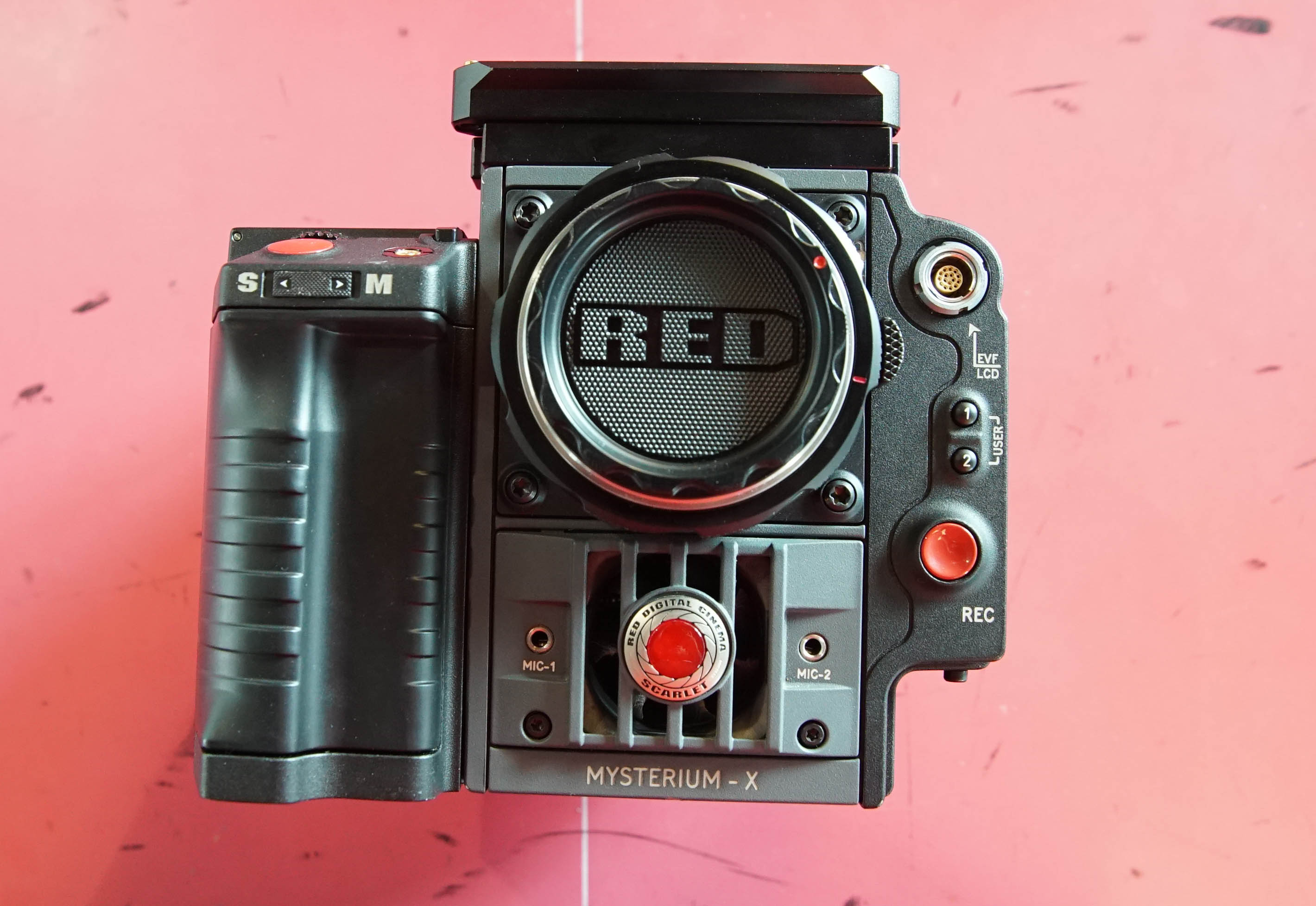 RED SCARLET-X - Image #1
