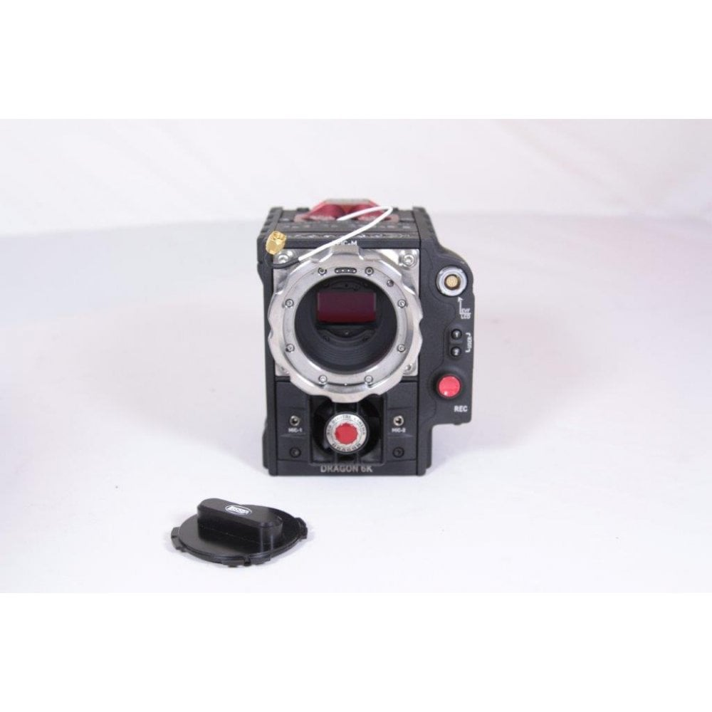 RED - Epic-M Dragon Camera - Excellent Condition -- 580