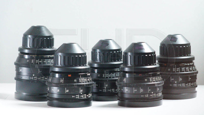 Zeiss Super Speed MKIII set - Image #1