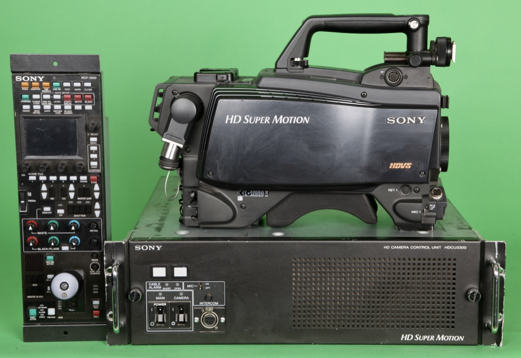 SONY HDC3300 Super Motion camera - Image #1