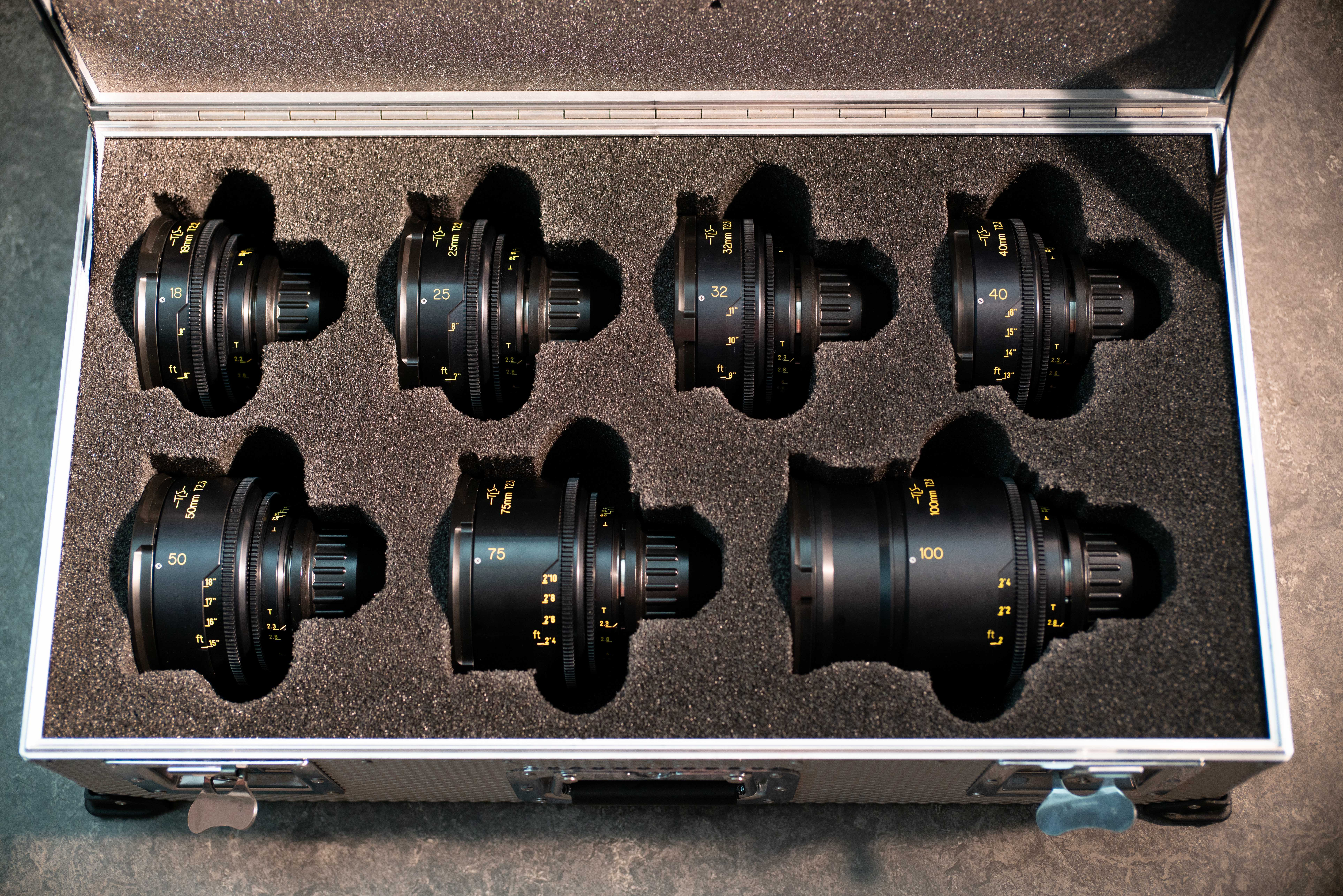 Cooke S2's TLS Rehoused - Image #1