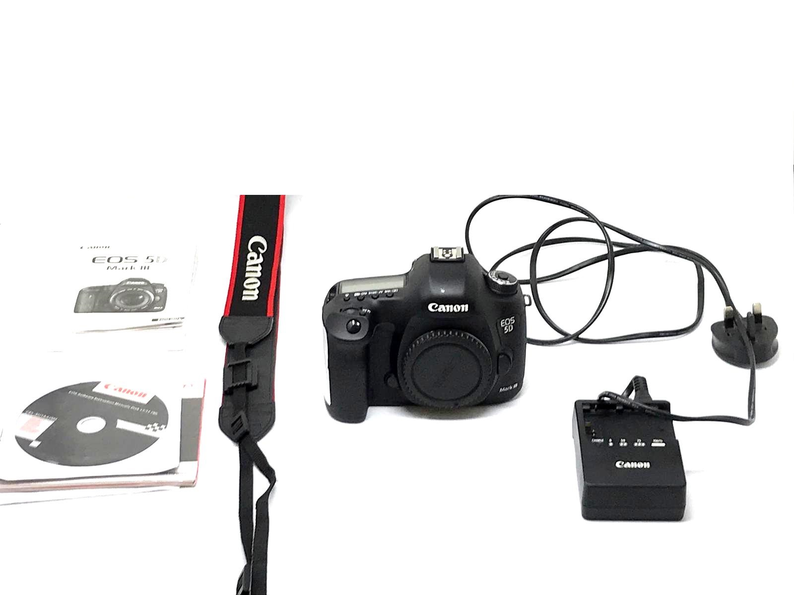 Canon EOS 5D MKIII camcorder - Image #1