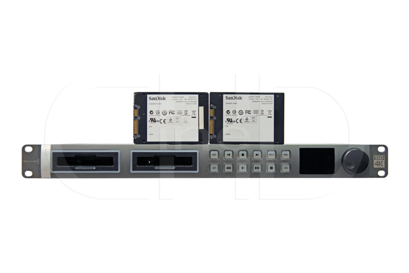 Advanced SSD recorder
