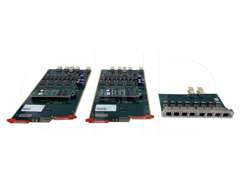 Package of Riedel comms panels and cards.