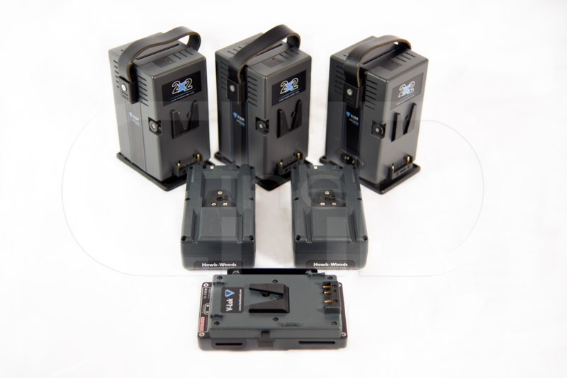 Li-Ion V-Lok battery kit