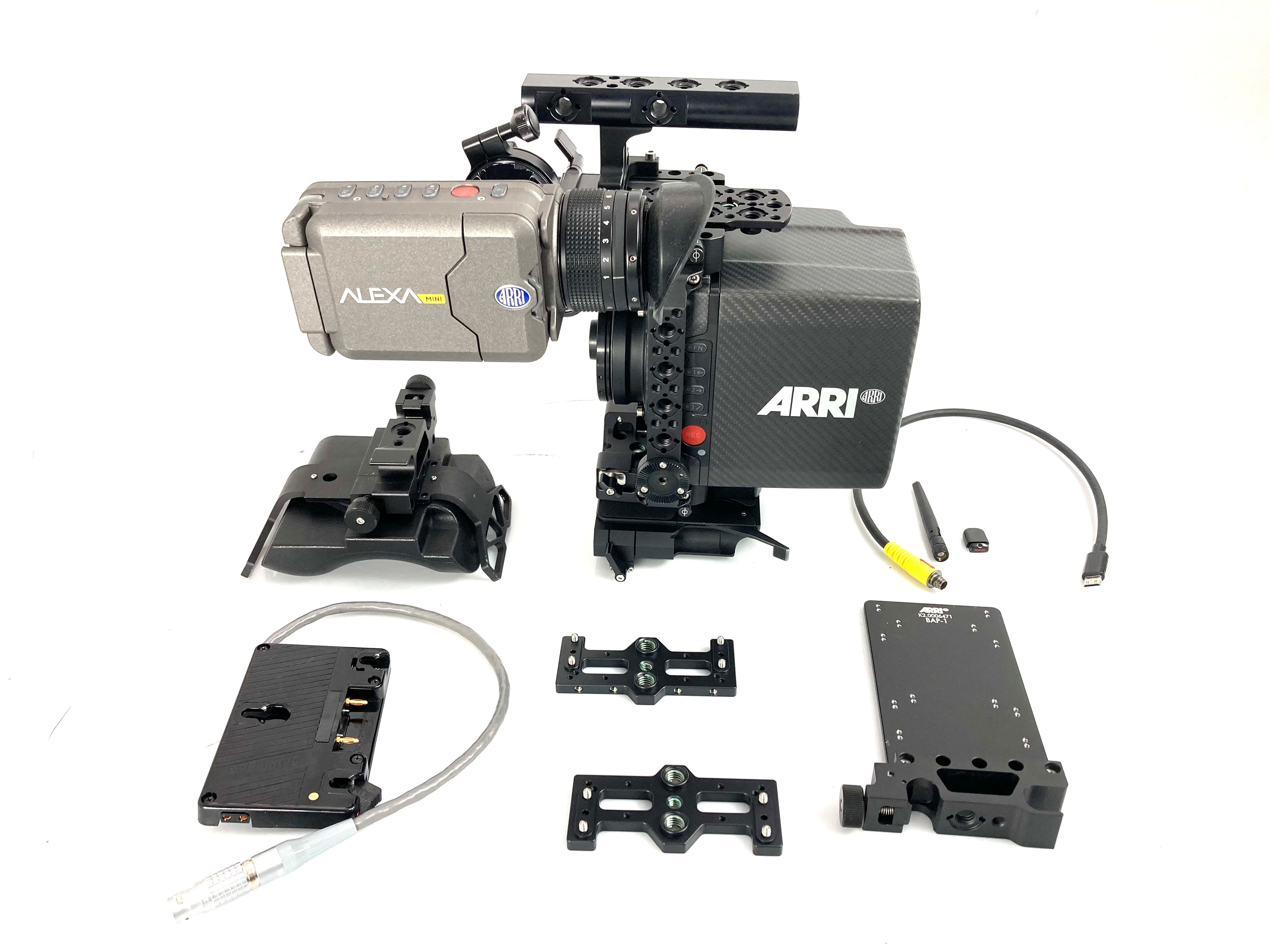 ARRI Alexa Mini with 4:3 / ARRIRAW Licenses - Image #1