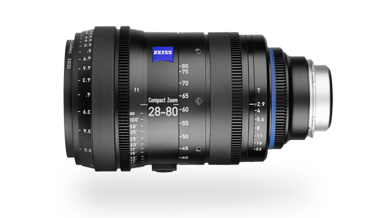 ZEISS Compact Zoom 28-80mm - Image #1