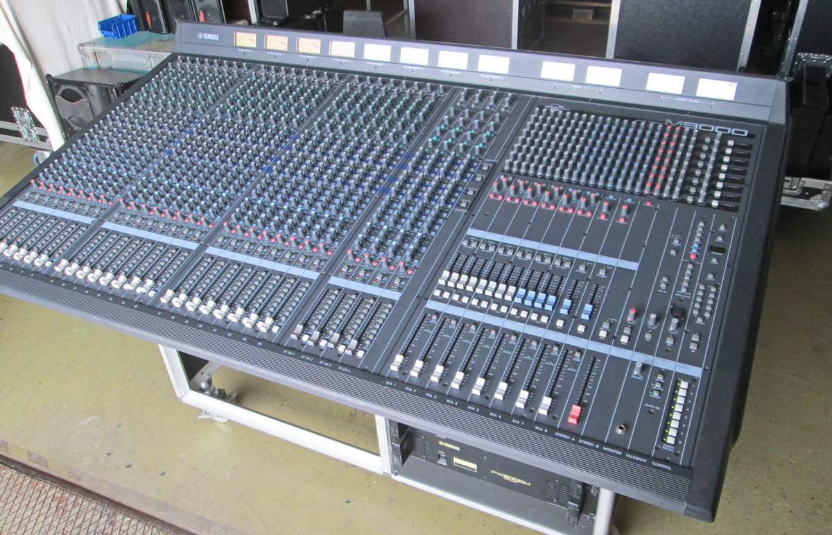 YAMAHA M3000 and PM3500 - Image #1