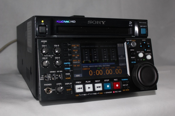 Sony PDW-HD1500 - Image #1