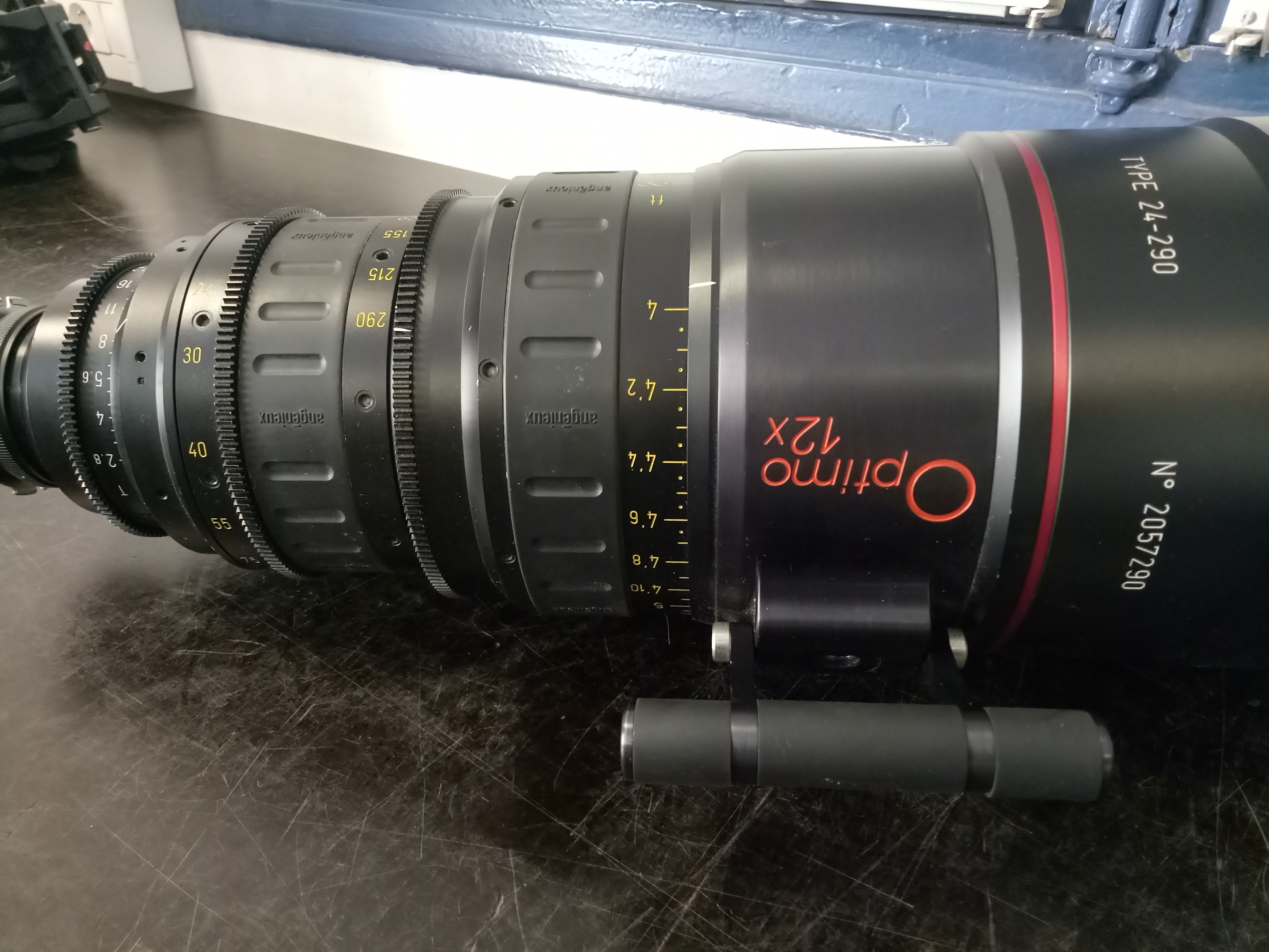 ANGENIEUX 24-290 OPTIMO - Image #1