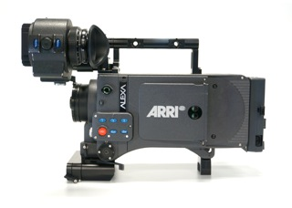 Arri Alexa Classic EV (High Speed Licence) with 5 X 64GB cards and a battery kit - Image #1