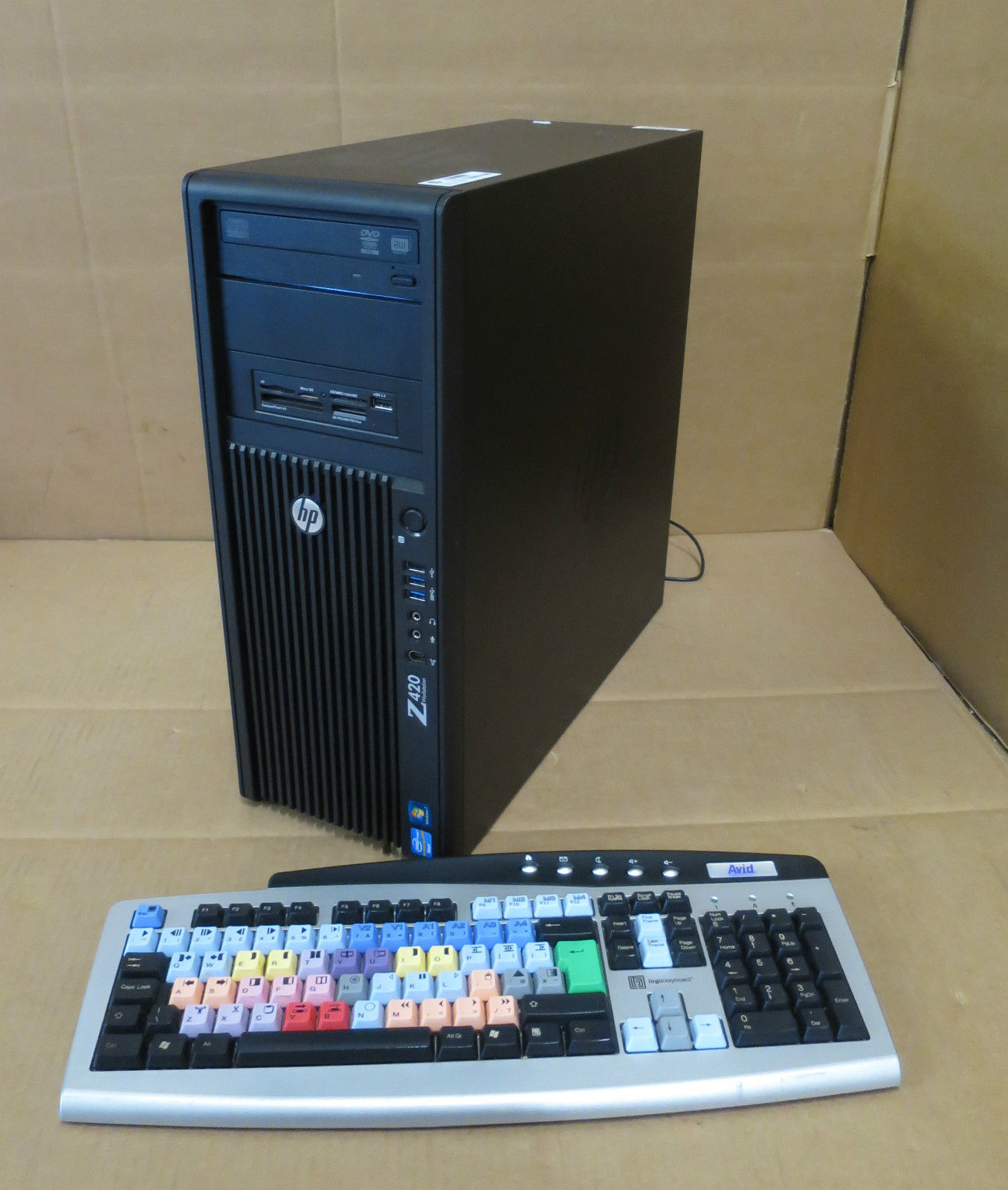 Avid Media Composer 7 HP Z420 - Image #1