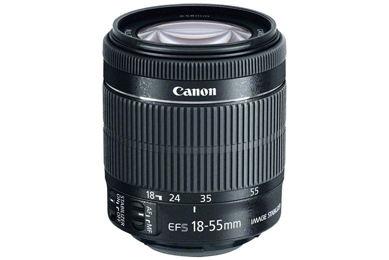 Canon EF-S 18-55mm f/3.5-5.6 IS STM - Image #1