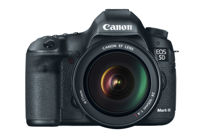 Canon EOS 5D Mark III (BODY ONLY) - Image #1
