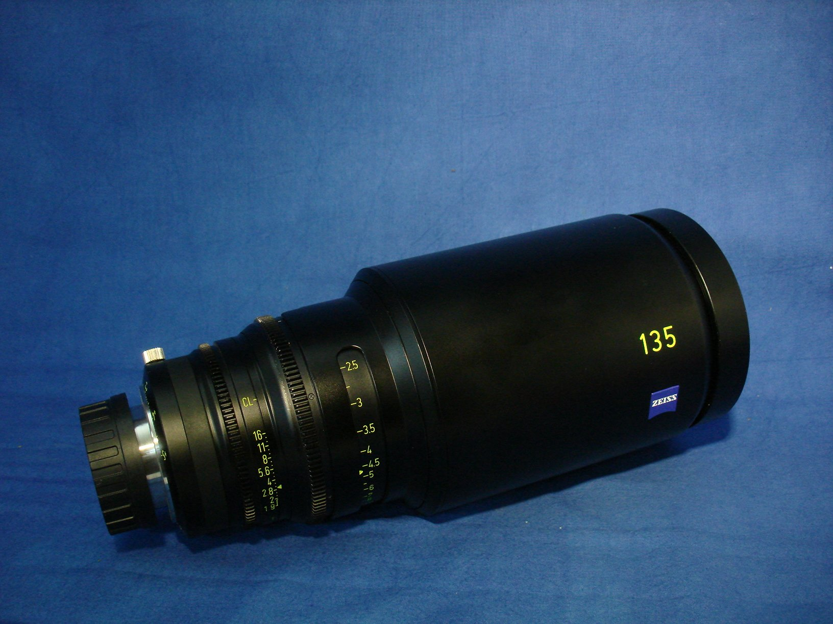 Carl Zeiss 135 mm  - Image #1