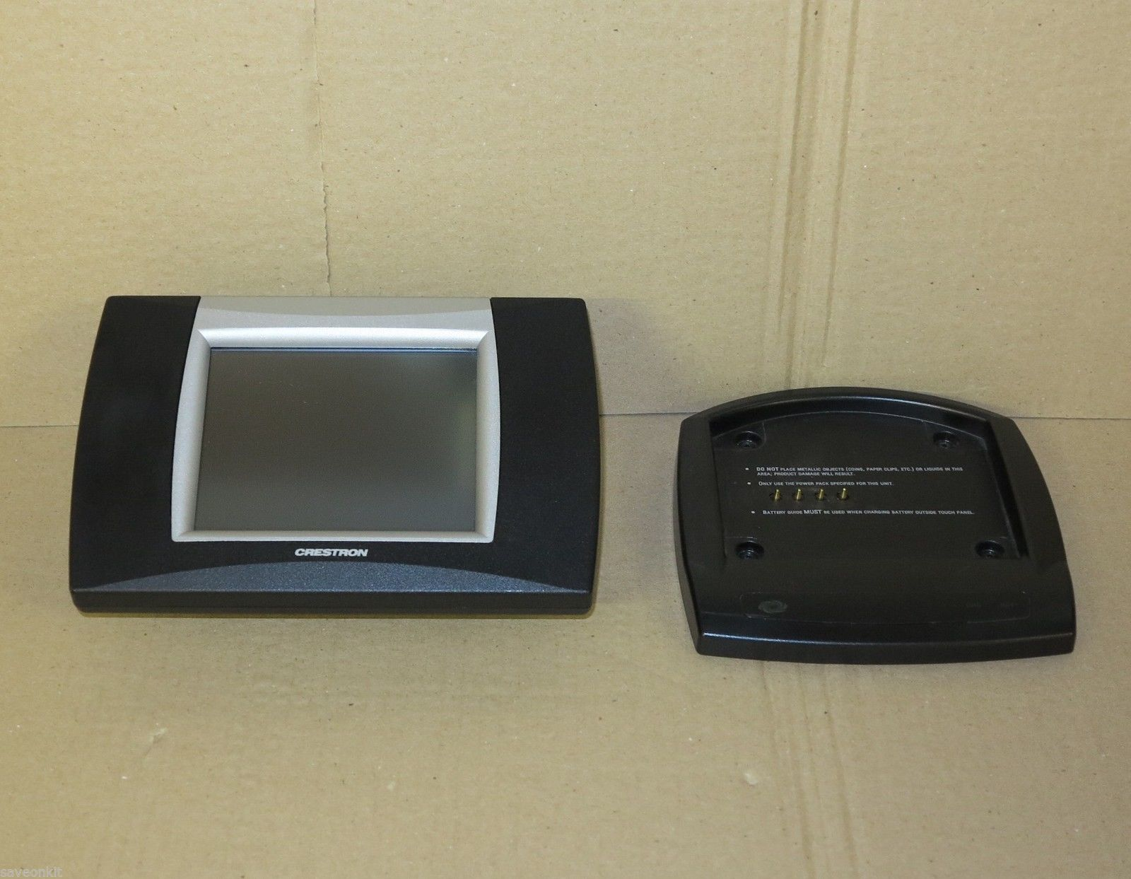 Crestron - ST-1700C - Crestron ST-1700C Touch-Screen Multimedia