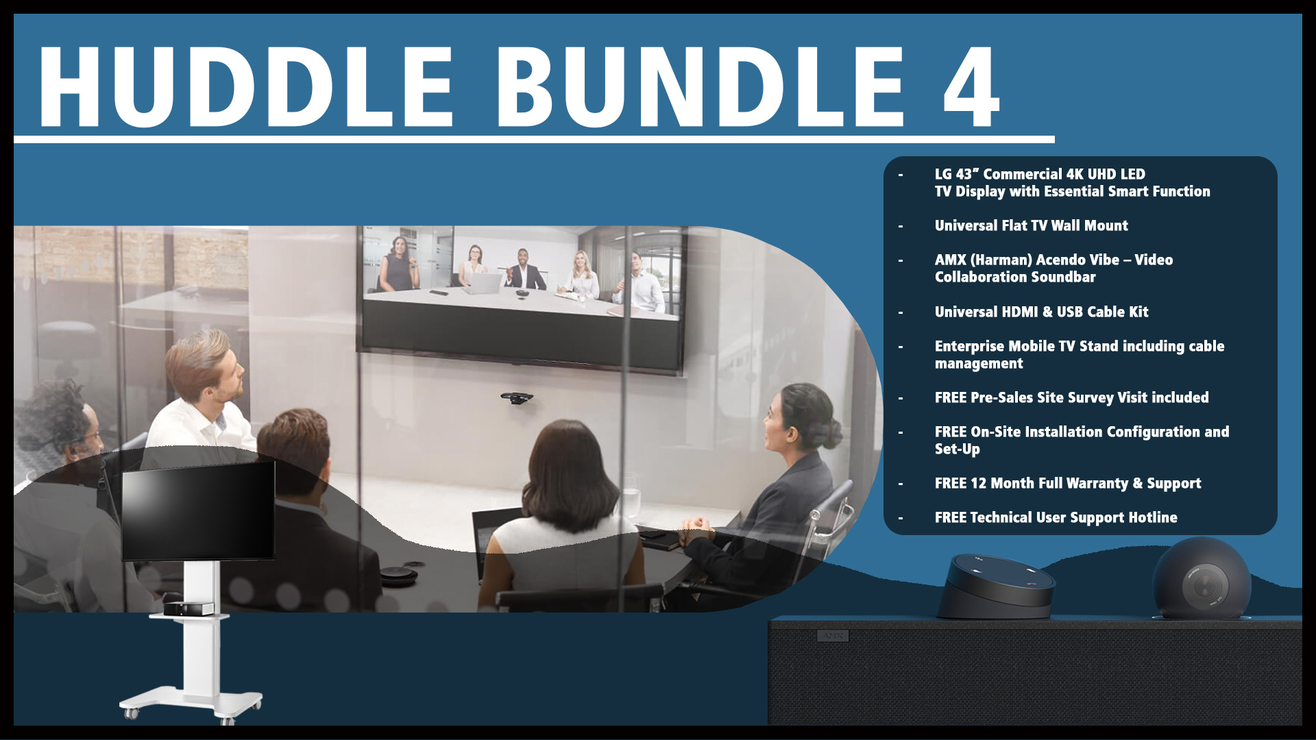 Huddle Bundle 4 - Image #1