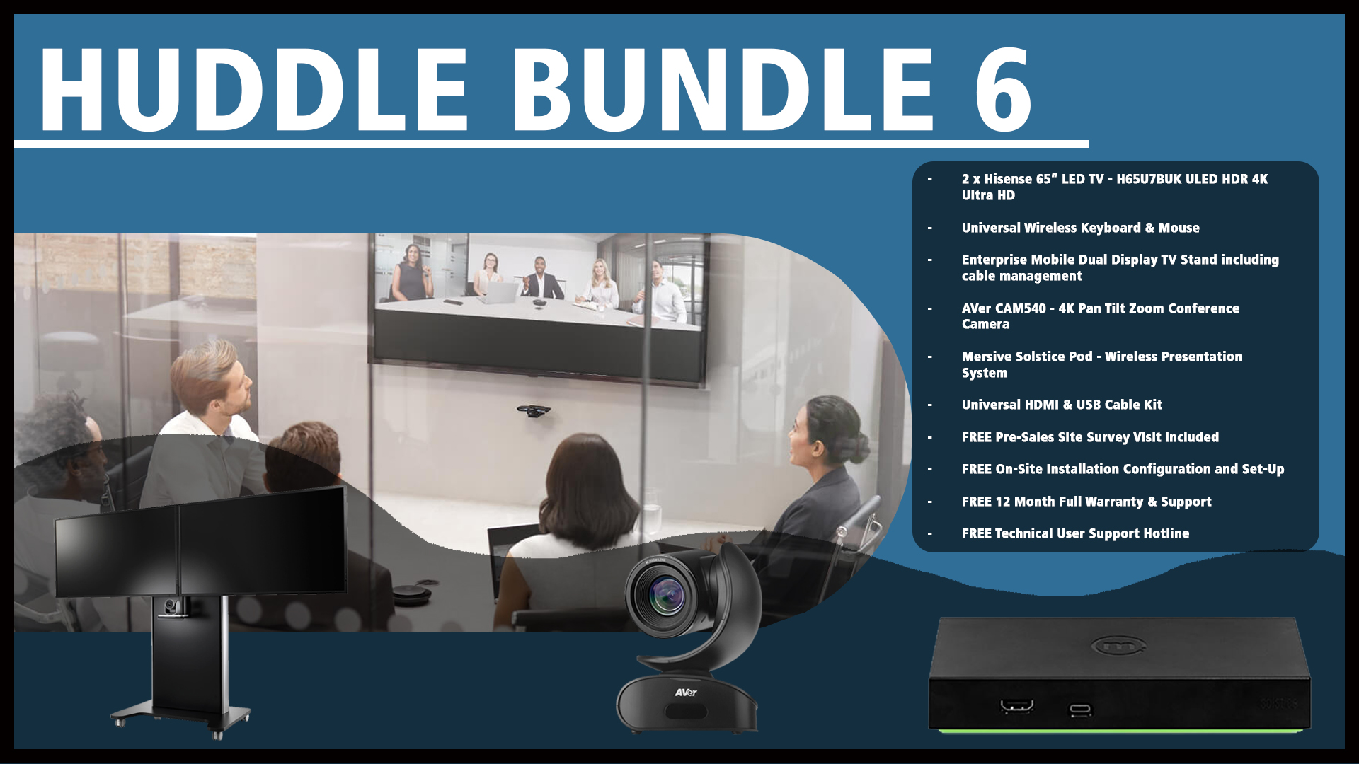 Huddle Bundle 6 - Image #1