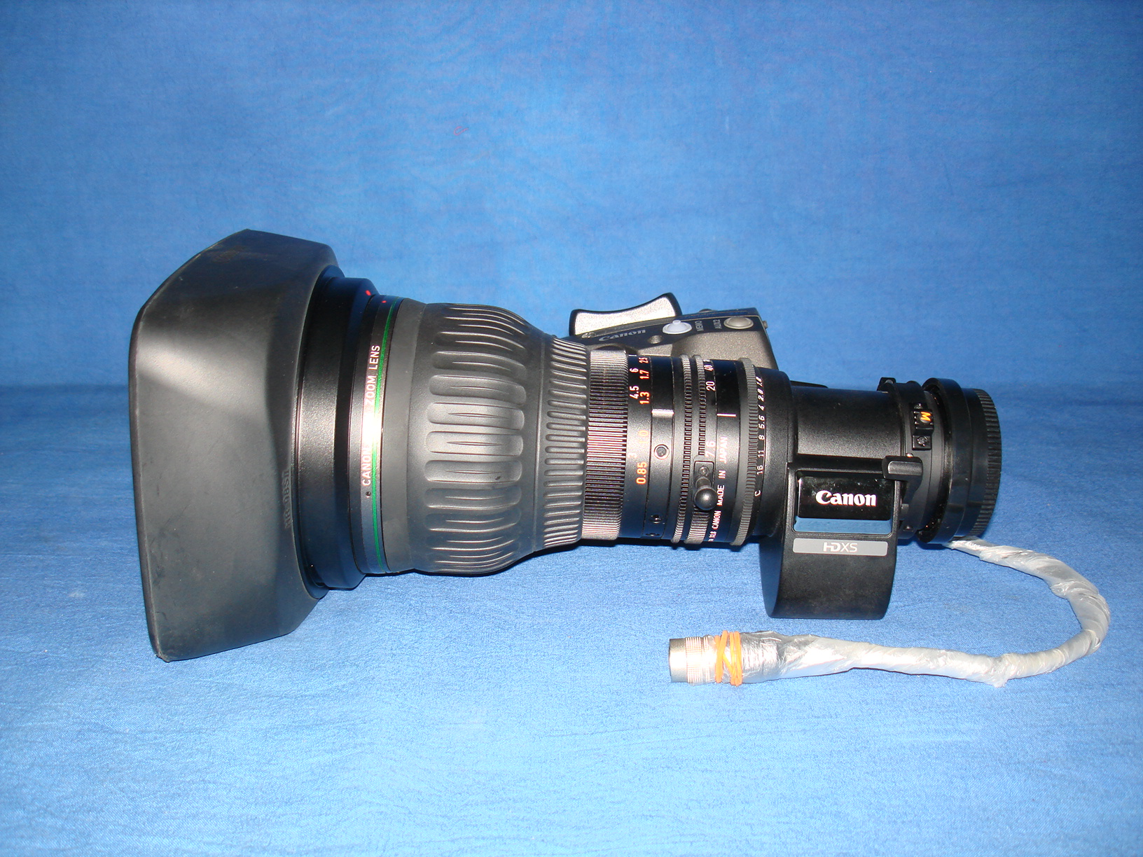 Sony, Canon and Fujinon HD and SD lenses - brand new and used - Image #1
