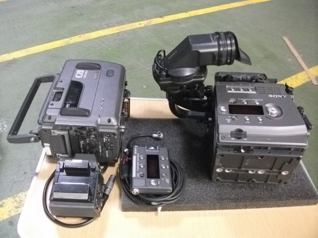 Sony Sony F35 superior HD camera with SRW1 recorder for sale - Image #1