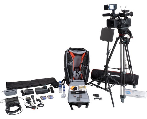 Sony VIDEO JOURNALIST KIT - Image #1