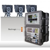 Blackmagic 4K Mobile Unit