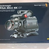 Used Blackmagic URSA MINI (used_1) – DIGITAL CINEMATOGRAPHY CAMERA