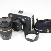 - With Lens, Beachtek DXA_BMD, Battery and Charger