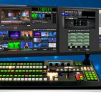 Used Broadcast Pix MICA (used) – Mid-size Integrated Production Switchers