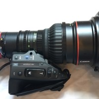 Never used, immaculate PL mount zoom lens