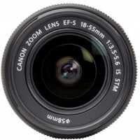 Canon EF-S 18-55mm f/3.5-5.6 IS STM - Image #2