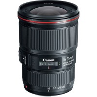 Canon EF16-35mm f/4 IS USM Zoom Lens