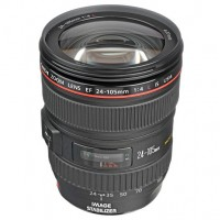 Canon EF 24-105mm f/4L IS USM Zoom Lens