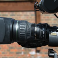 Canon HJ17 IRSE ENG Broadcast Lens