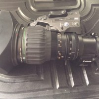 used Canon HJ18X7.6BIASE (used_1) – HD LENS
