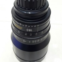 The ultimate PL mount 180 mm Ultra Prime long lens
