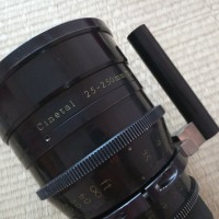 Cooke 25 - 250 PL mount zoom lens