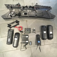 USED 48v high power, 30mph cablecam, excellent condition