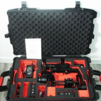 Complete stabilizer in pelicase - with extra battery