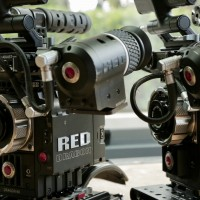 RED 6K Dragon camera accessories