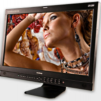 "24.5"" MULTI-FORMAT OLED REFERENCE MONITOR"
