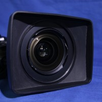 HD wide angle lens - the best and latest model available from Fujinon.