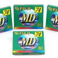 Mini Disc Recordable MD