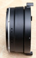 FZ to PL mount adapter for F55/F5 with LDS/i contacts - Image #3