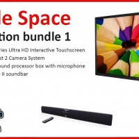 Huddle Space collaboration bundle 1