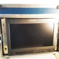 HD/SDI 17 inches screen in its flightcase - 3 months warranty