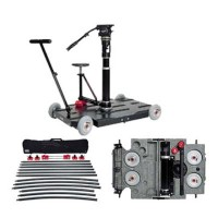 Key West Magic Dolly & Black Track Kit with extra Black tracks